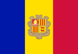 Free Andorra Flag, world flags