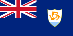 Free Anguilla Flag, world flags