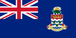 Free Cayman Islands Flag>
