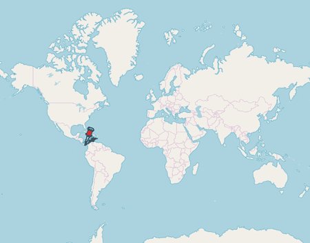 Free Costa Rica Map : Road Maps, Photos and Information.