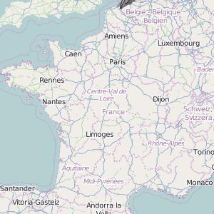 Dunkerque Map France Latitude Longitude Free France Maps