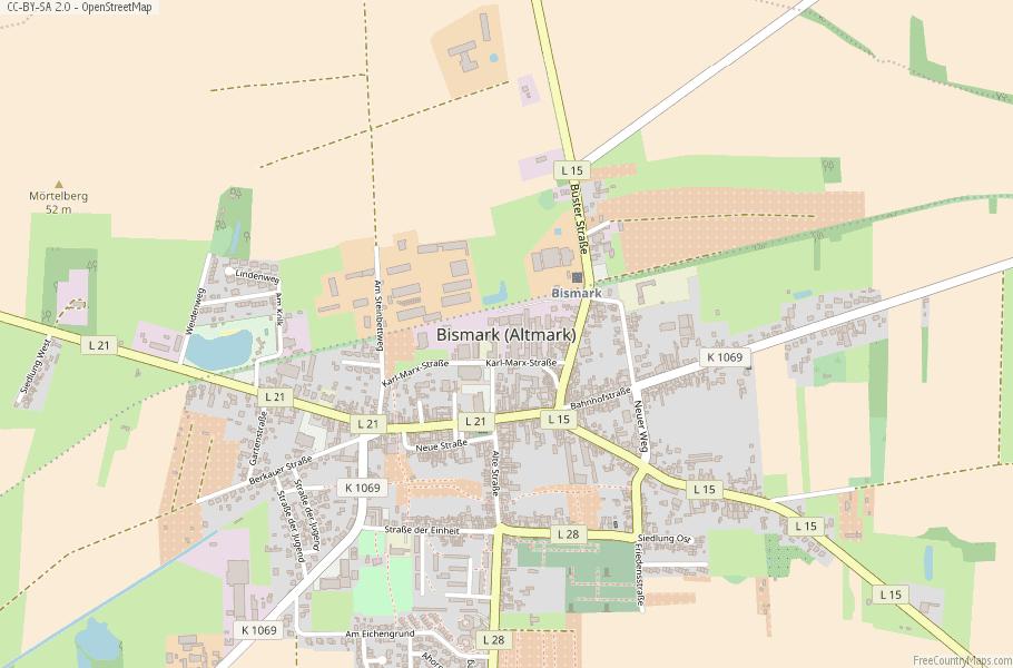 Hure aus Bismark (Altmark)