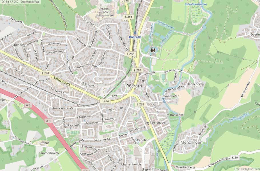 open rsrath map