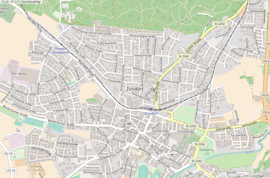 Map Of Zirndorf Germany.Zirndorf Map Germany Latitude Longitude Free Maps