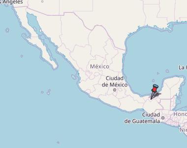 Villahermosa Mexico Map Villahermosa Map Mexico Latitude & Longitude: Free Maps