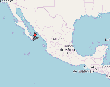 Cabo San Lucas Map Mexico Laude & Longitude: Free Maps Cabo Mexico Map on
