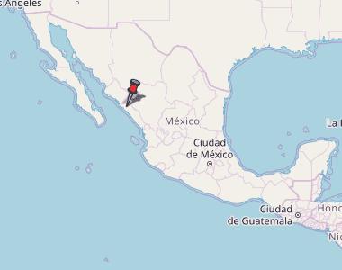 san pedro mexico map San Pedro Map Mexico Latitude Longitude Free Maps