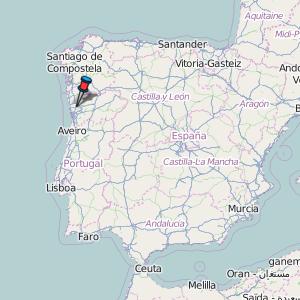 mapa portugal barcelos Barcelos Map Portugal Latitude & Longitude: Free Maps mapa portugal barcelos