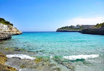 Cala-Anguila Spain Balearic-Islands Mallorca