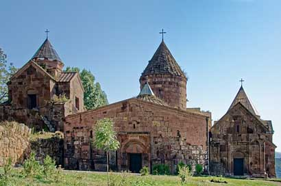 Armenia Church Monastery The-Monastery-Of-Goshavank