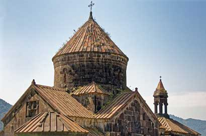 Armenia  Holy-Cross-Church The-Monastery-Of-Haghpat