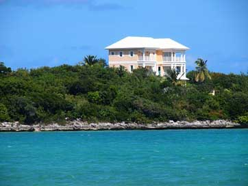 Bahamas Sea Coast House