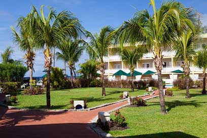 Caribbean Outdoor Hotel Holiday