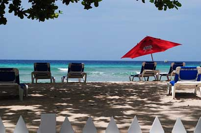 Beach Barbados Resort Beds