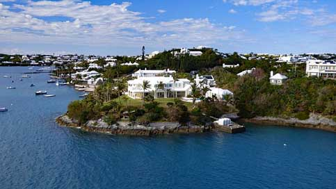 Bermuda Architecture House Homes