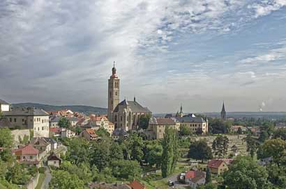 Czech-Republic  Panorams Kutná-Hora