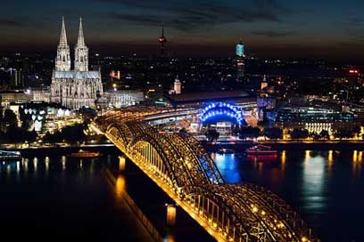 Cologne City Dom Cathedral