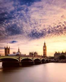 London Attractions Great-Britain England