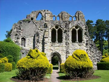 Wenlock-Priory History Great-Britain England