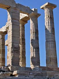 Temple-Of-Poseidon Temple Greek Ancient