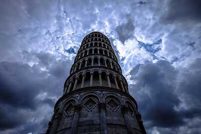 Arches Building Architecture Leaning-Tower-Of-Pisa Picture