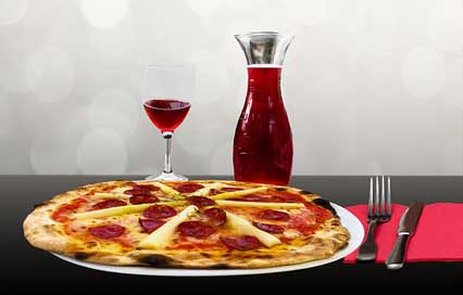 Eat Restaurant Drink Pizza Picture