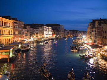 Venice Europe Italy Grand-Canal Picture