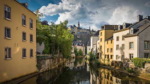 Luxembourg River Historic-Center Basic