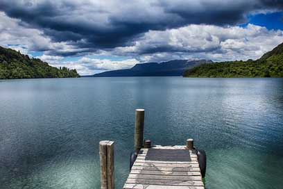 New-Zealand Kai Web Lake